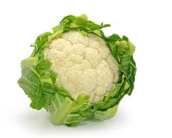 Cauliflower.