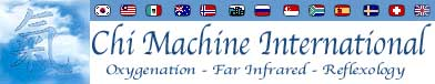 Become a distributor Chi Machine                   International.