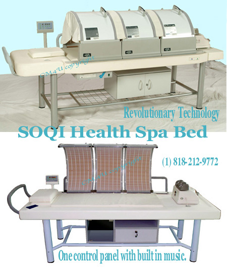 SOQI Health Spa Bed.
