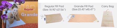 FIR                       Heating-pad