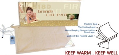 FIR                         Heating Pad
